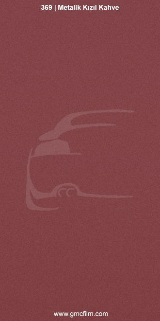 metalik kızıl kahve mat