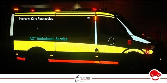 ambulans araç kaplama