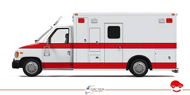 ambulans folyo kaplama
