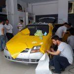 araç kaplama eğitimi