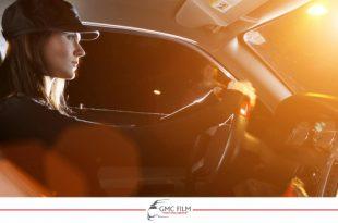 araçlarda güneş ve ısı koruması