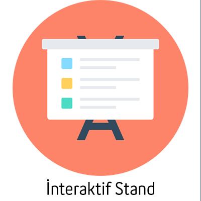 interaktif stand