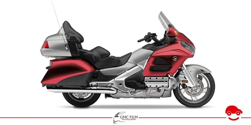 motosiklet kaplama