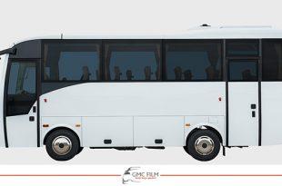 otobüs minibüs cam filmi