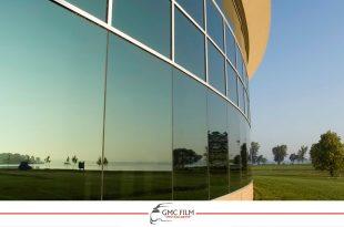 reflektif yansıtmalı cam filmi
