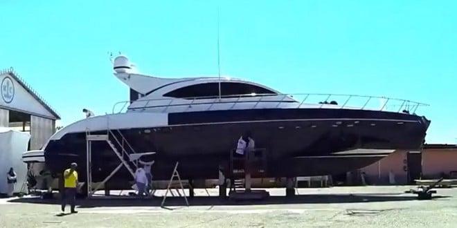 Yat – Tekne – Deniz Araçları Kaplama