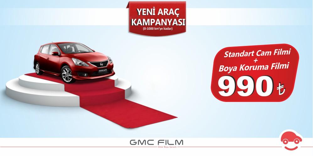 yeni araç kampanyası